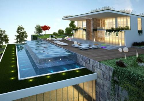 Summer Royal Contemporary Villa