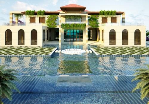 Lebanese Palace