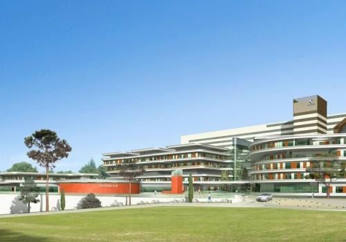Trauma Hospital Marseille