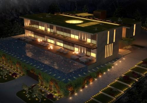 Faqra Villa