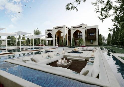 Yaafour Villa