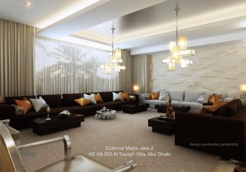 Private Villa_Abu Dhabi